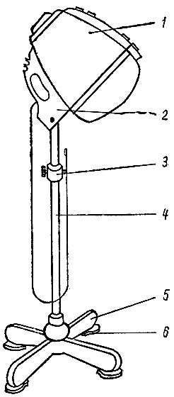 Аппарат для сушки волос СШ-1