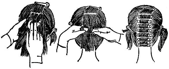 химической завивки волос