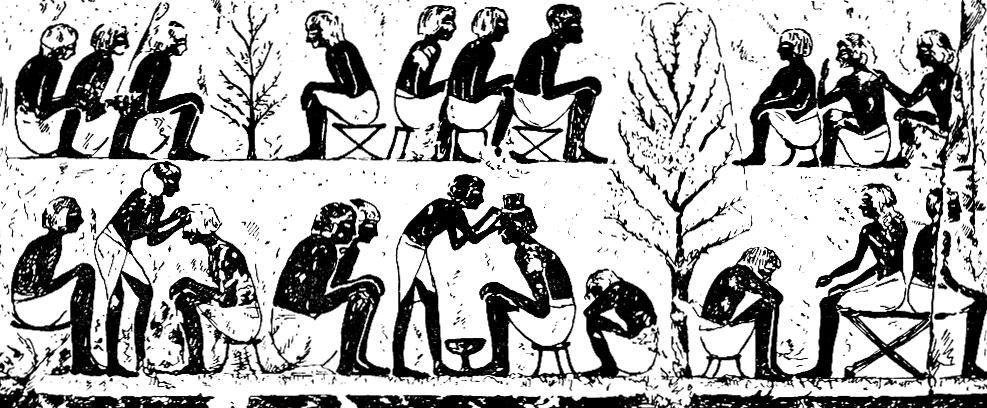 Рисунки на камнях женщины